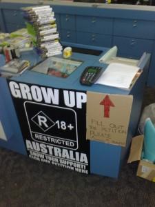 Grow up Australia!